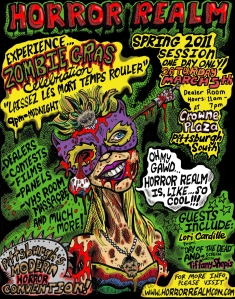 Horror Realm Mardi Gras 2011