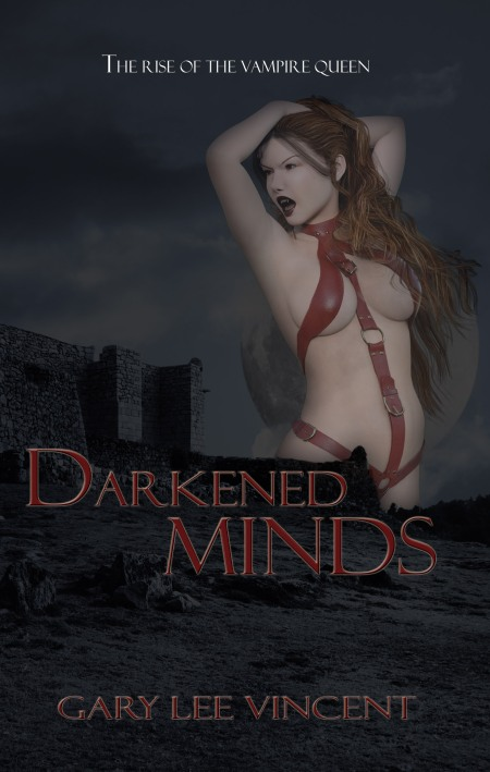 Darkened Minds Front Cover